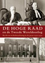 C.J.H.  Jansen, Derk  Venema De hoge raad en de tweede wereldoorlog