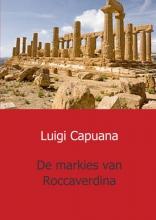 Luigi  Capuana De markies van roccaverdina