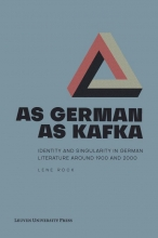 Lene Rock , As German as Kafka