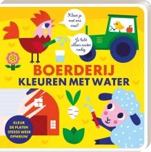 S. Studio ImageBooks , Kleuren met water - Boerderij