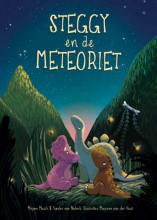 Sander van Niekerk Mirjam Musch, Steggy en de meteoriet