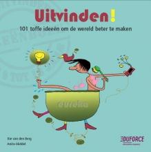 Anita Middel Itie van den Berg, Uivinden!