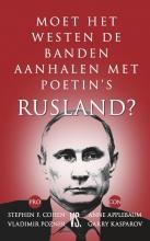 Garry Kasparov Stephen Cohen  Vladimir Pozner  Ann Applebaum, Moet het Westen de banden aanhalen met Poetin`s Rusland?
