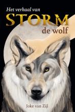 Joke van Zijl , Het verhaal van Storm de wolf