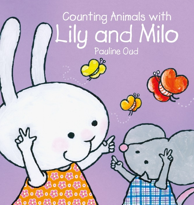 Pauline Oud,Counting animals with Lily and Milo