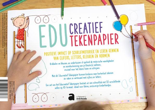 ,Educreatief tekenpapier