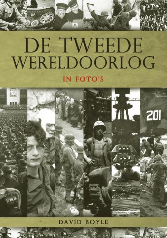 David Boyle,Tweede wereldoorlog