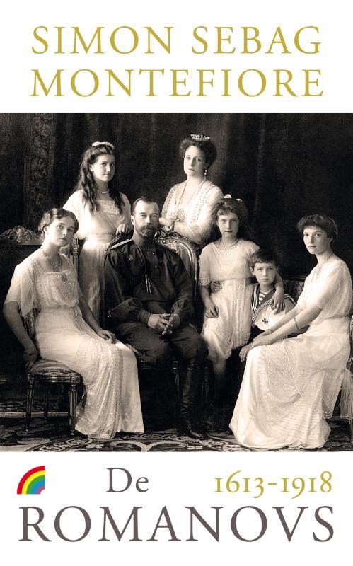 Simon Sebag  Montefiore,De Romanovs