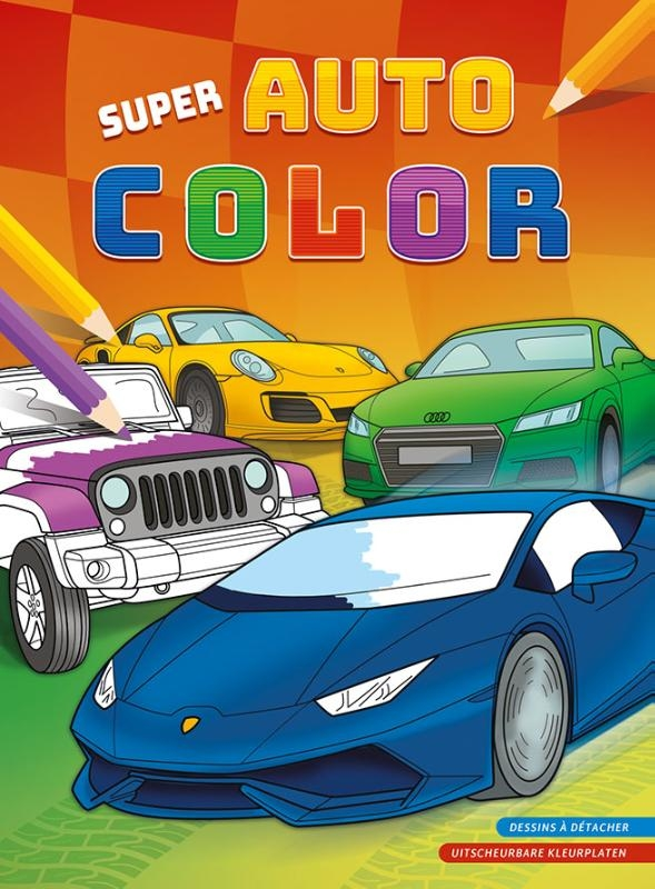 ,Super auto color