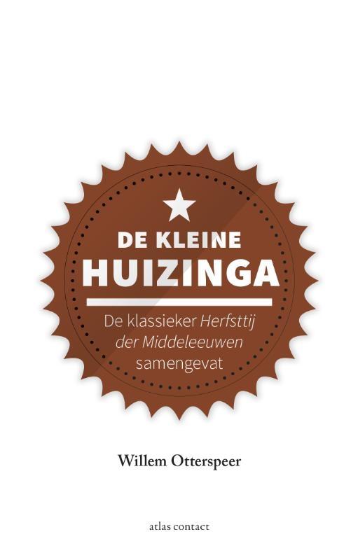 Willem Otterspeer,De kleine Huizinga