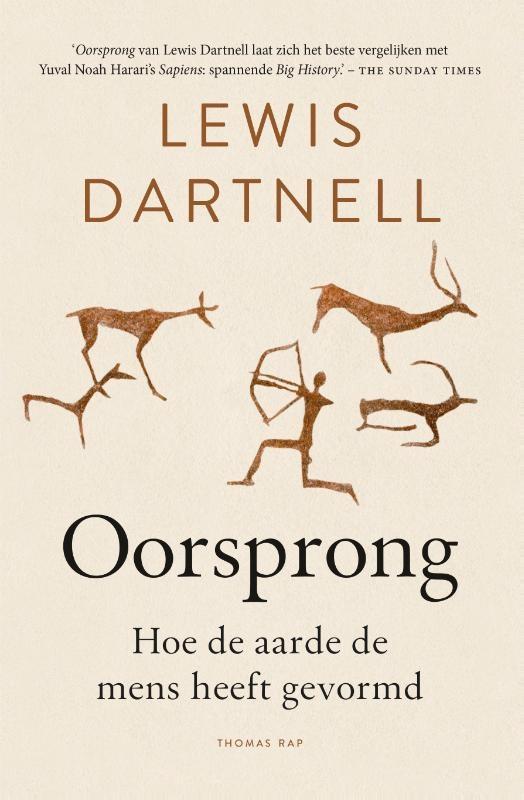 Lewis Dartnell,Oorsprong