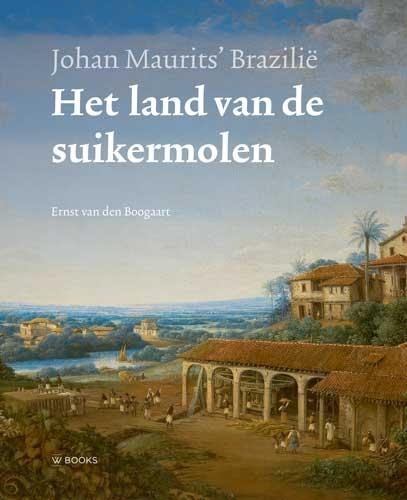 Ernst van den Boogaart,Johan Maurits' Brazilië