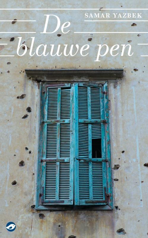 Samar Yazbek,De blauwe pen