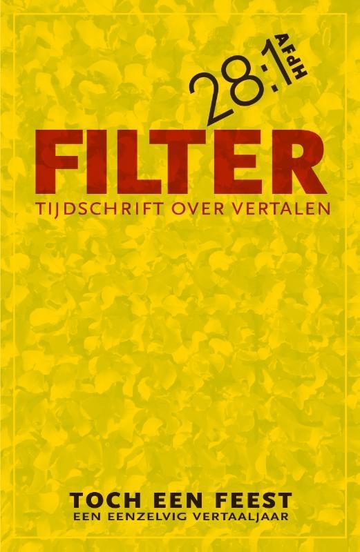 ,Filter – Tijdschrift over vertalen