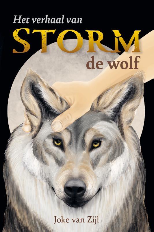 Joke van Zijl,Het verhaal van Storm de wolf