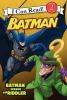 Lemke, Donald,Batman Classic