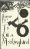 Lee, Harper,To Kill a Mockingbird