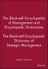 Channon, Derek F.,The Blackwell Encyclopedia of Management and Encyclopedic Dictionaries