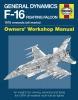 Davies, Steve,General Dynamics F-16 Fighting Falcon Manual