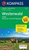 ,Kompass WK847 Westerwald, Sieg, Naturpark Lahn-Dill-Bergland