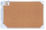 ,Prikbord Lega universal 45x60cm kurk retailverpakking