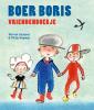 <b>Ted van Lieshout</b>,Boer Boris vriendenboekje