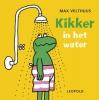 <b>Max  Velthuijs</b>,Kikker in het water  + piepertje