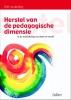 Dolf van den Berg,Herstel van de pedagogische dimensie in de ontwikkeling van mens en wereld
