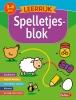 ZNU,Leerrijk spelletjesblok (3-4 j.)