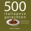 <b>L. Wildsmith</b>,500 Italiaanse gerechten