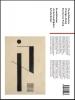 Adriaan  Goonnissen, Phillip van den Bossche, Merse  Pál Szeredi, Katrien Van Haute,P.L.Flouquet,J.L?onard en L.Kass?k: de architectuur van het beeld tijdens het Interbellum