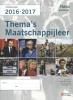 Bas  Schuijt,Thema`s Maatschappijleer voor HAVO 2016-2017 werkboek
