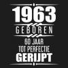 <b>Albaspirit  Gastenboeken</b>,1960 Geboren 60 Jaar Tot Perfectie Gerijpt