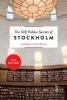 <b>Antonia  Petersens</b>,The 500 Hidden Secrets of Stockholm