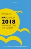 ,HRagenda 2018: van agile cao tot zwerm