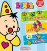 Gert  Verhulst ,Bumba: educatief boek Frans - J`apprends les chiffres, les couleurs et les mots