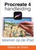 Stefan de Groot ,Procreate 4 Handleiding