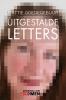 <b>Mattie  Goedegebuur</b>,Uitgestalde letters