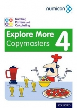 Val Willmott Numicon: Number, Pattern and Calculating 4 Explore More Copymasters