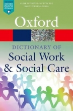 Harris, John Dictionary of Social Work and Social Care