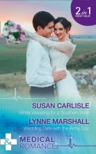 Carlisle, Susan White Wedding for a Southern Belle Wedding Date with the A