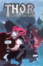 Aaron, Jason Thor God of Thunder 4