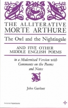 John Gardner The Alliterative Morte Arthure