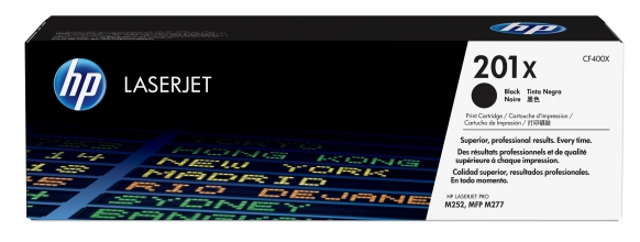 , Tonercartridge HP CF400X 201X zwart HC
