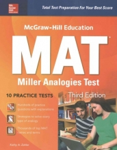Zahler, Kathy A. McGraw-Hill Education MAT Miller Analogies Test