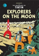 Herge Explorers on the Moon
