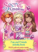 Banks, Rosie Secret Kingdom Activity Book