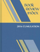 Book Review Index 2016