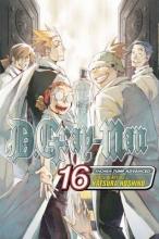Hoshino, Katsura D.Gray-Man 16