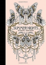 Karlzon, Hanna Summer Nights 20 Postcards